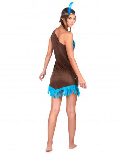 Indianen kostuum voor vrouwen -1