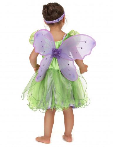 Groene fee kostuum voor meisjes-1