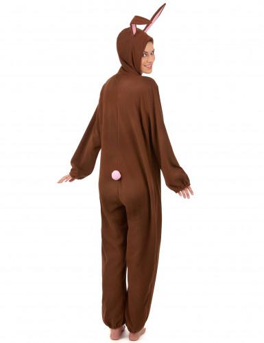 Konijn kostuum voor vrouwen -2