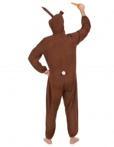 Konijn kostuum voor mannen -2