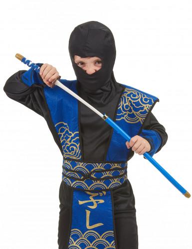 Blauw ninjazwaard-1