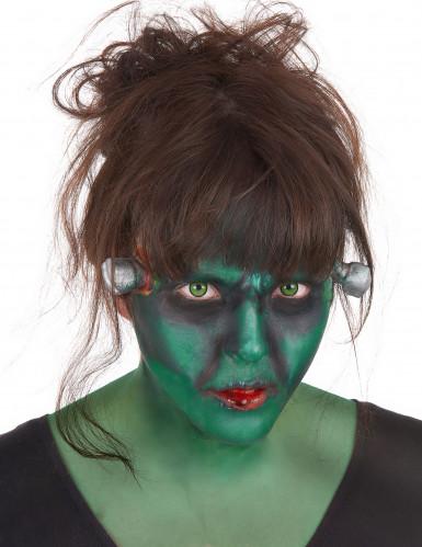 Monster schmink set met lenzen voor volwassenen!