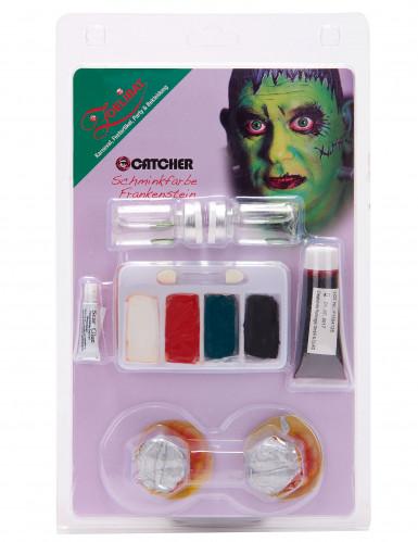 Monster schmink set met lenzen voor volwassenen!-1