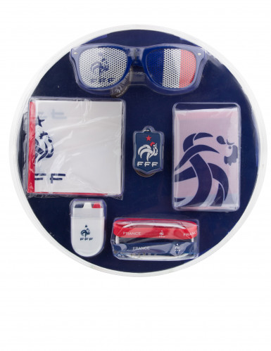 "Frankrijk FFFâ""¢ supporterset"