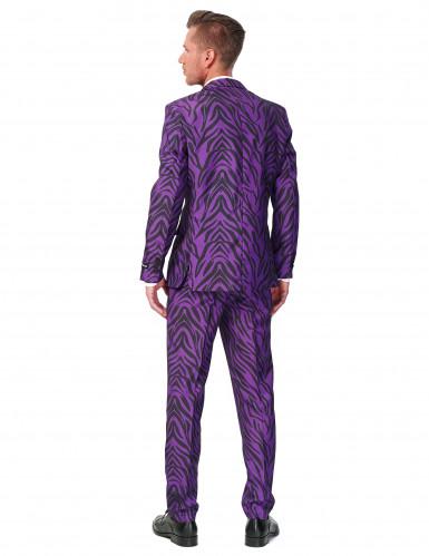 Paars tijger kostuum voor heren Suitmeister™-1