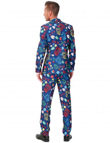 Casino kostuum voor heren Suitmeister™-1