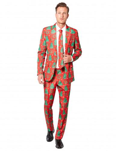 Mr. Kerstboom kostuum voor heren Suitmeister™