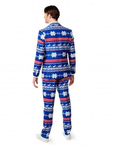 Mr. Kerst kostuum voor mannen - Opposuits™-1