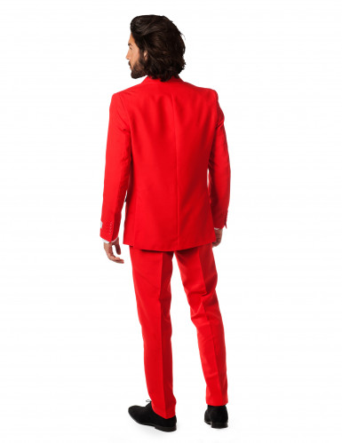 Mr. Red kostuum voor mannen Opposuits™-1