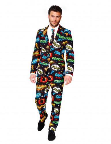Mr. Comic kostuum voor mannen - Opposuits™