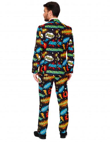 Mr. Comic kostuum voor mannen - Opposuits™-1