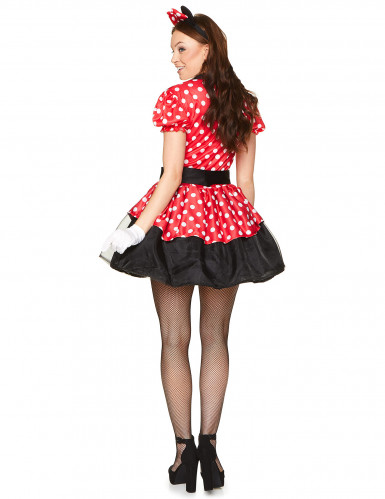 Miss Mouse kostuum voor vrouwen-2