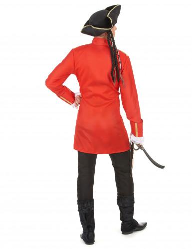 Rood piraten kostuum voor mannen-2