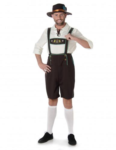 Beierse kostuum voor mannen