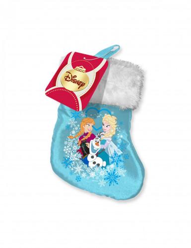 Kerstsok Frozen™ van satijn