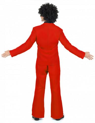 Rood disco kostuum voor heren-2