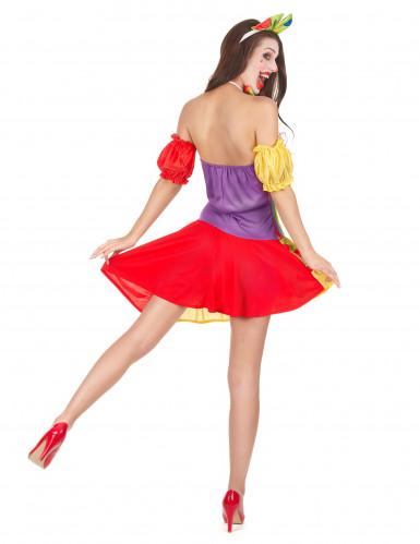 Clownskostuum voor vrouwen-2