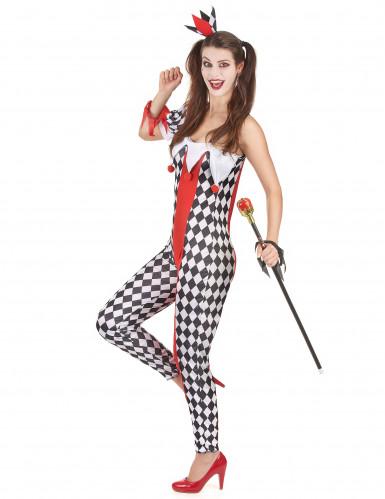 Joker kostuum voor vrouwen-1