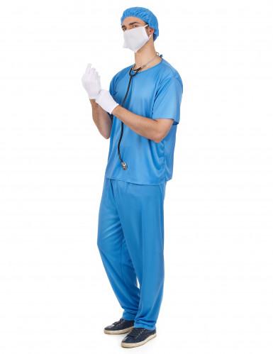 Chirurg kostuum voor heren-1