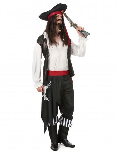 Jack piraten kostuum voor heren-1