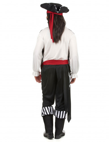 Jack piraten kostuum voor heren-2