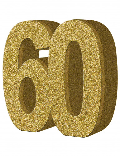 60 jaar tafeldecoratie
