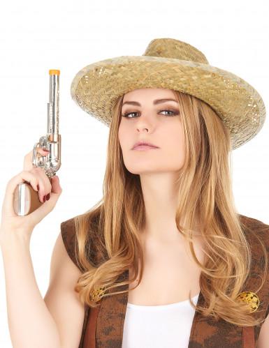 Cowboy hoed voor volwassen-2