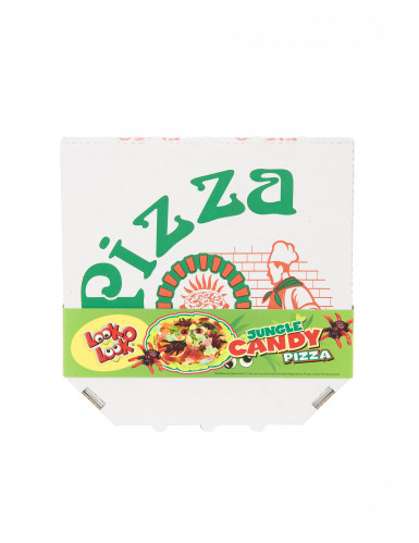 Snoepjes pizza jungle look o look decoratie en goedkope carnavalskleding vegaoo - Decoratie pizzeria ...