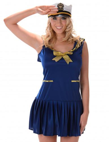 Marine kostuum voor vrouwen-1
