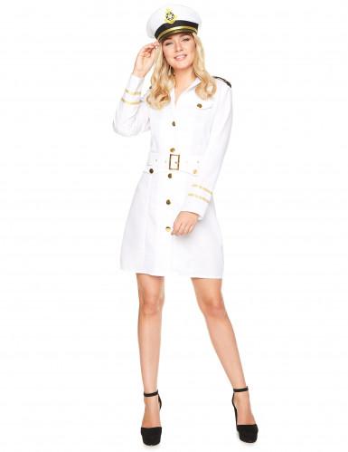 Marine officier kostuum voor vrouwen
