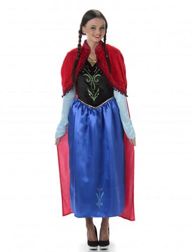 Elsa sprookjes prinses kostuum voor vrouwen