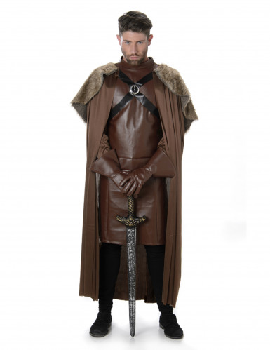 Middeleeuwse ridder kostuum voor mannen