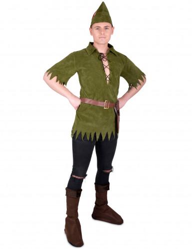 Jager kostuum voor mannen-1