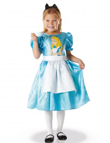 Alice in Wonderland™ kostuum voor meisjes