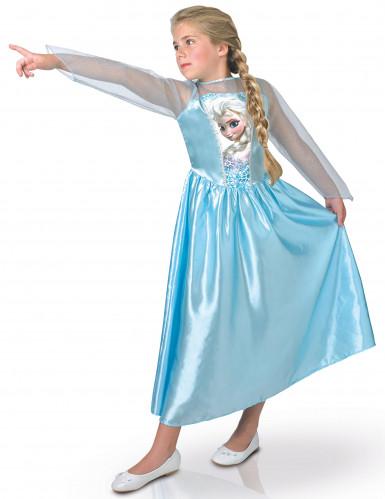 Elsa Frozen™ kostuum voor meiden
