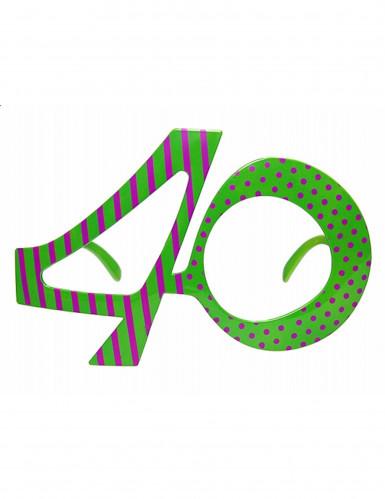 40 jaar bril