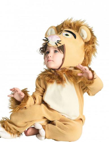 Leeuwenkostuum voor baby's