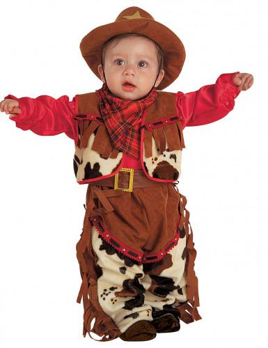 Cowboykostuum voor baby's