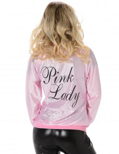 Roze 50's jasje voor vrouwen