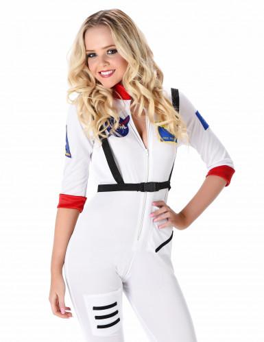 Astronaut kostuum voor dames-1
