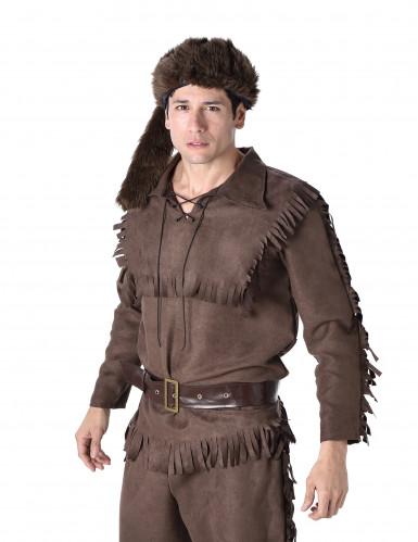 Stroper kostuum voor mannen-1