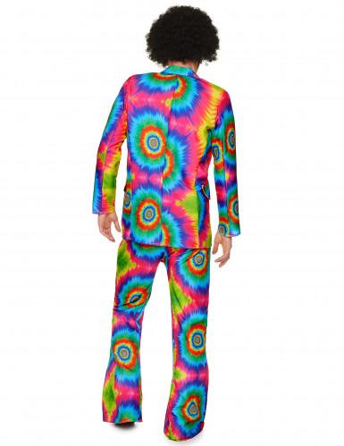Psychedelisch hippie kostuum voor mannen-2