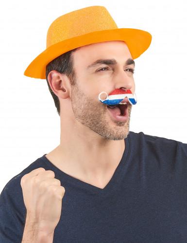 Nederlandse supporter snor voor volwassenen