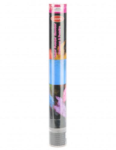Blauw poederkanon 40 cm-1