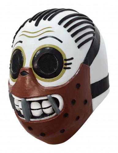 Calaveritas™ Día de los Muertos kannibaal masker voor volwassenen
