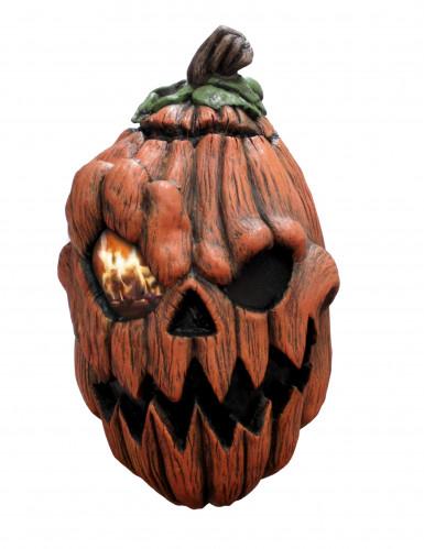 Geanimeerd pompoenmasker voor volwassenen