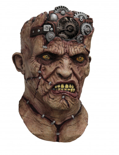 Geanimeerd mechanisch Frankenstein masker