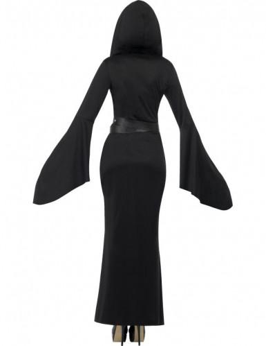 Zwart reaperkostuum voor vrouwen-1