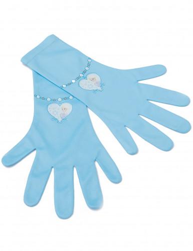 Elsa Frozen™ handschoenen voor meiden