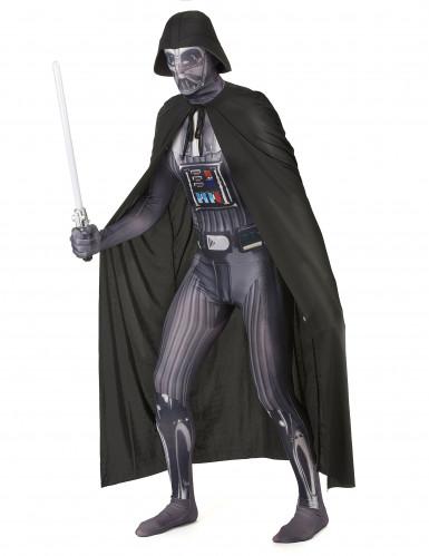 Zapper Darth Vader Morphsuit™ voor volwassenen-1